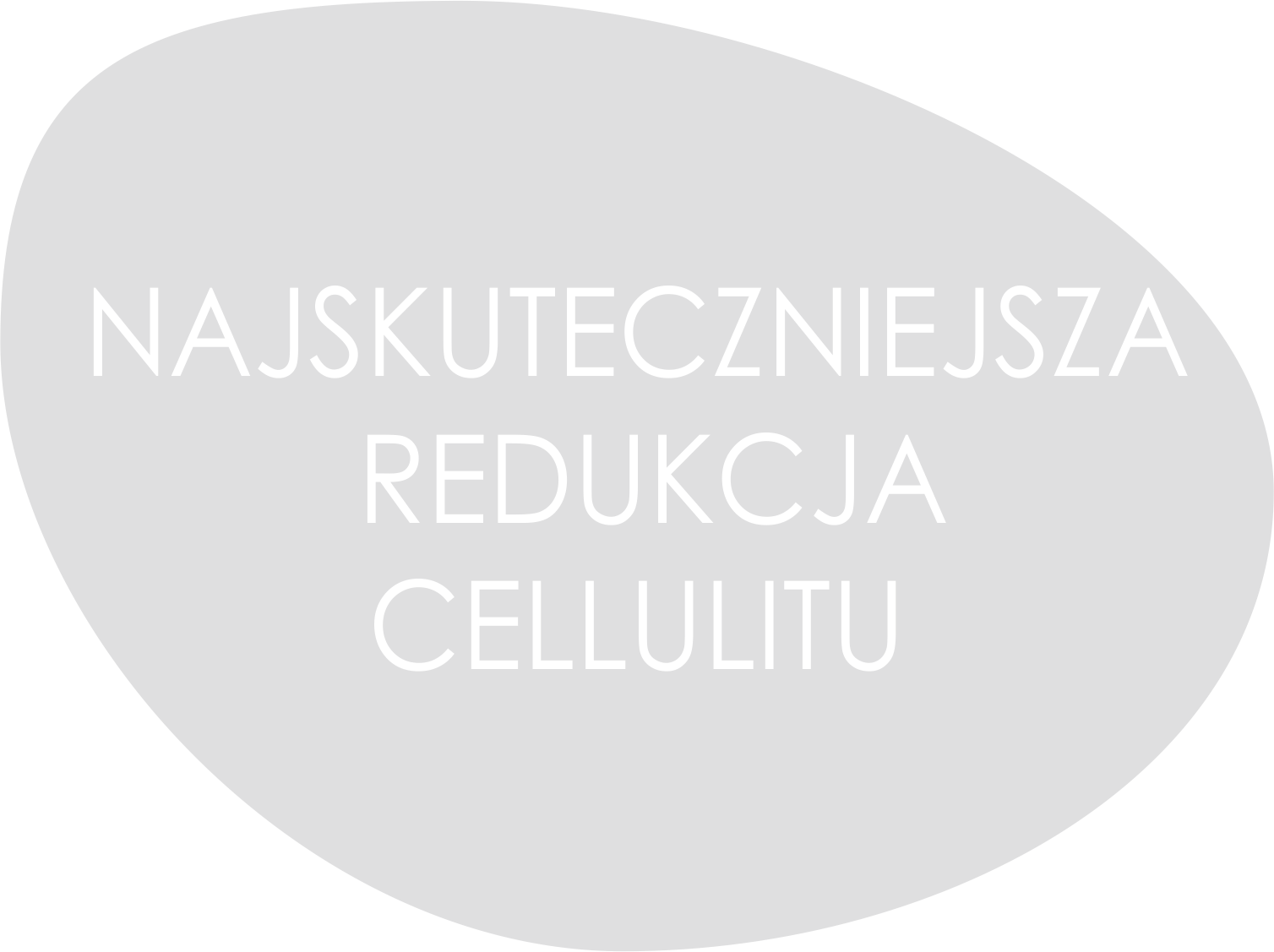 REDUKCJACELULITU